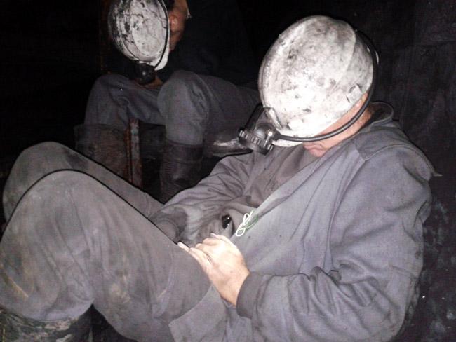 Классика работы в шахте
