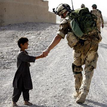 Солдат и эмоции